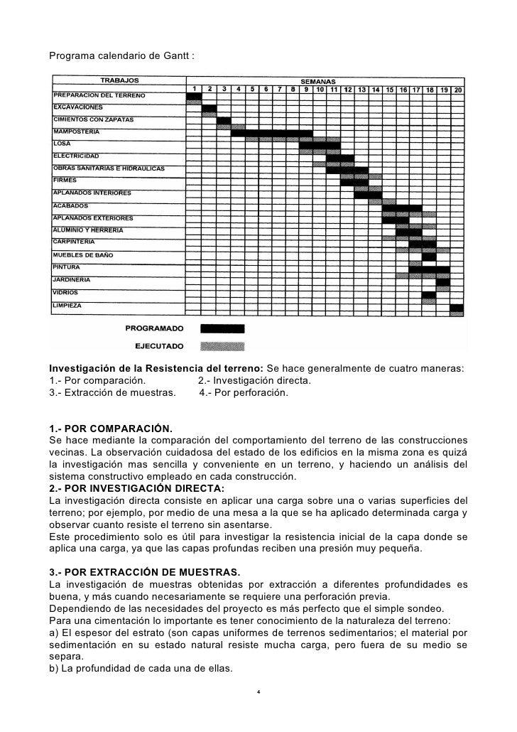 Procedimientos de construccion 3 word imprimir 1 for Programa para construccion de casas
