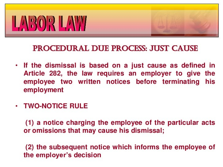 procedural due process Procedural due process substantive due process equal protection governance quorum: official action - abstention.