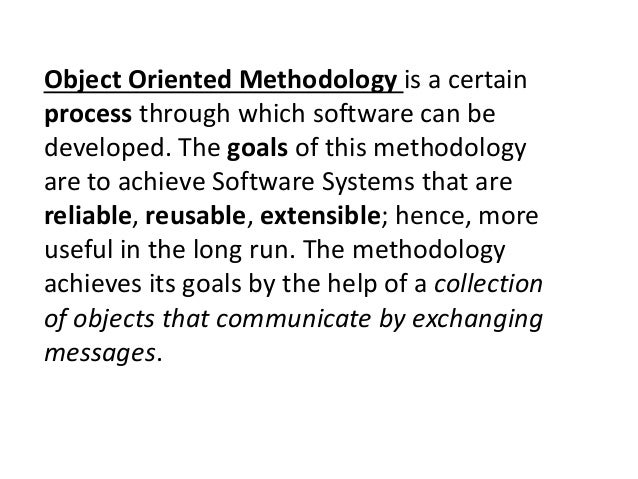 Object-oriented programming - Wikipedia