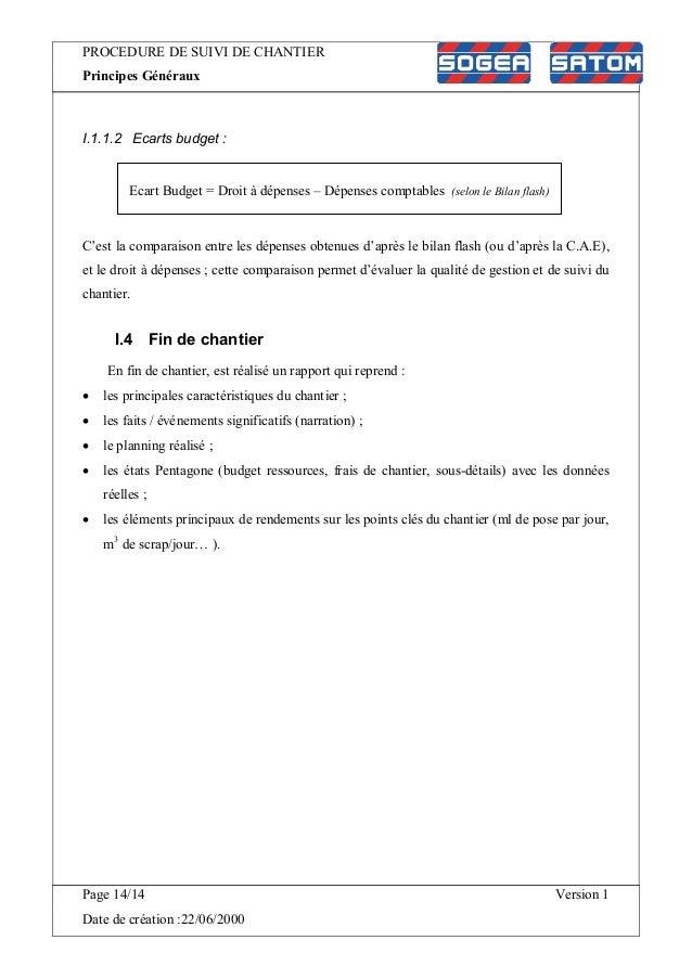 Magnifique Procedures de-suivie-de-chantier &SP_37