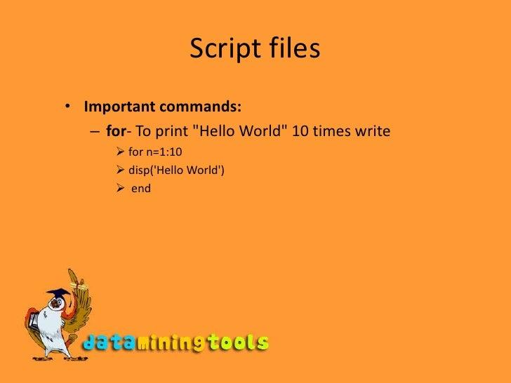 Select a Web Site