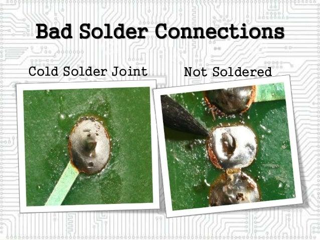 Procedures In Soldering And Desoldering Electronic Materials