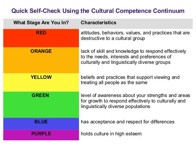 cultural competencies The article describes the racial and ethnic disparities that exist in health care and  explains how practices can improve their cultural competency.