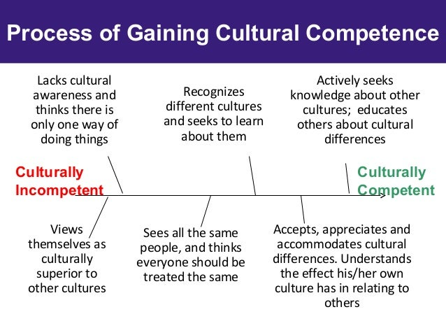 multicultural competence is an ethical issue How can multicultural competence be an ethical issue as it relates to professional standards regarding competence to practice present three examples of how a.