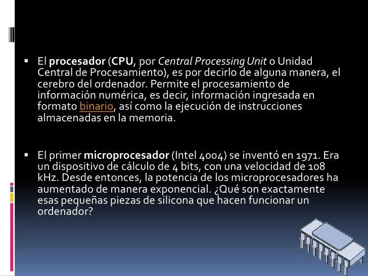 Procesador for Que es un procesador de alimentos