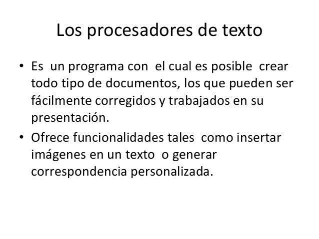 Procesador de texto microsoft word 2010 Slide 2