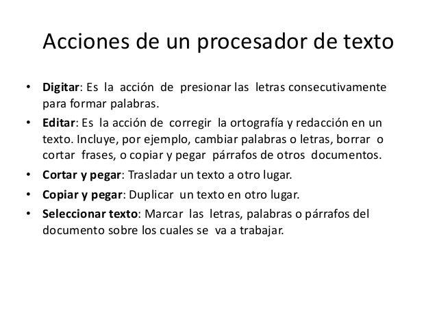 Procesador de texto microsoft word 2010 Slide 3