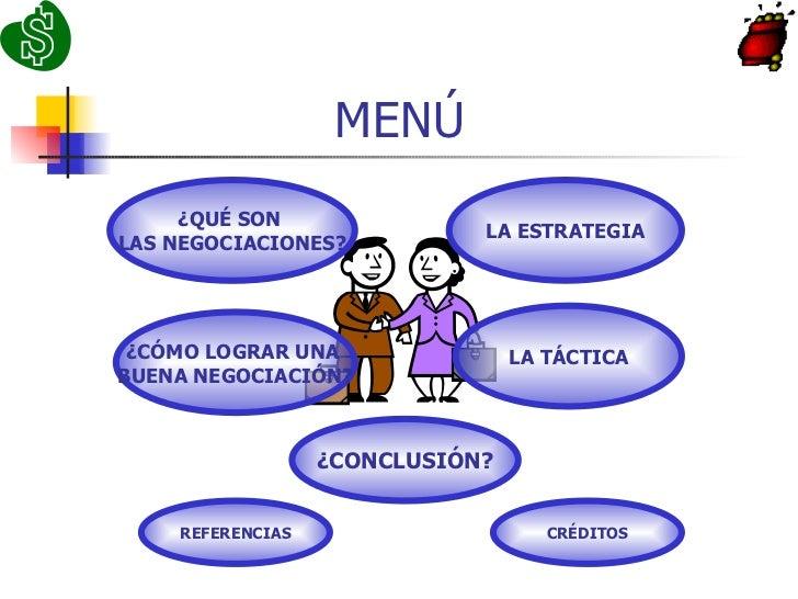 PROCESO DE NEGOCIACIÓN Slide 3