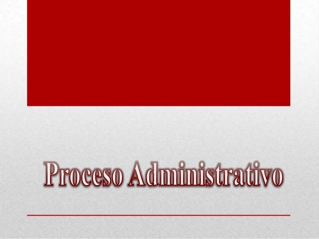 Los partidarios de la escuela del procesoadministrativo consideran la administración como unaactividad compuesta de cierta...
