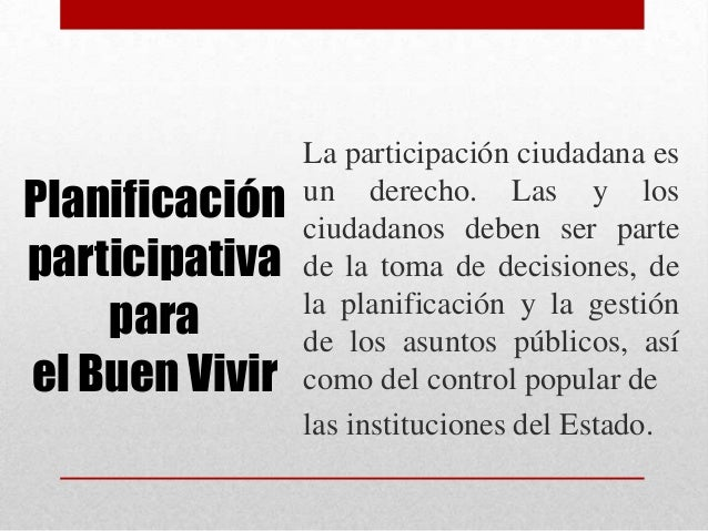 Se ha consolidado la planificación por objetivosnacionales.Se consiguió un alto grado de involucramiento de lasinstitucion...