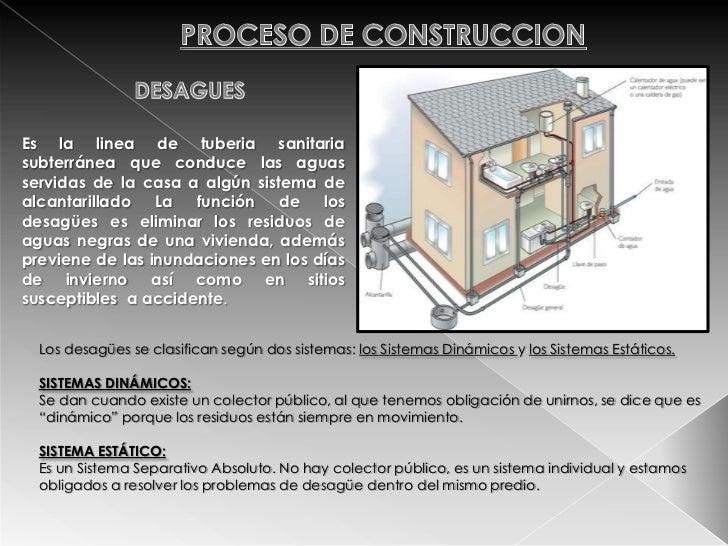 Proceso de construccion - Como solucionar problemas de condensacion en una vivienda ...