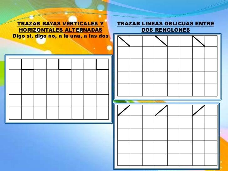 PROCESO DE DESARROLLO PARA LA PRE-ESCRITURA EN NIÑOS/AS DE PRIMERO DE…