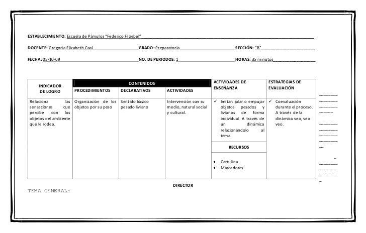 INDICADORDE LOGROCONTENIDOSACTIVIDADES DE ENSEÑANZAESTRATEGIAS DE EVALUACIÓN PROCEDIMIENTOSDECLARATIVOSACTIVIDADES Relacio...