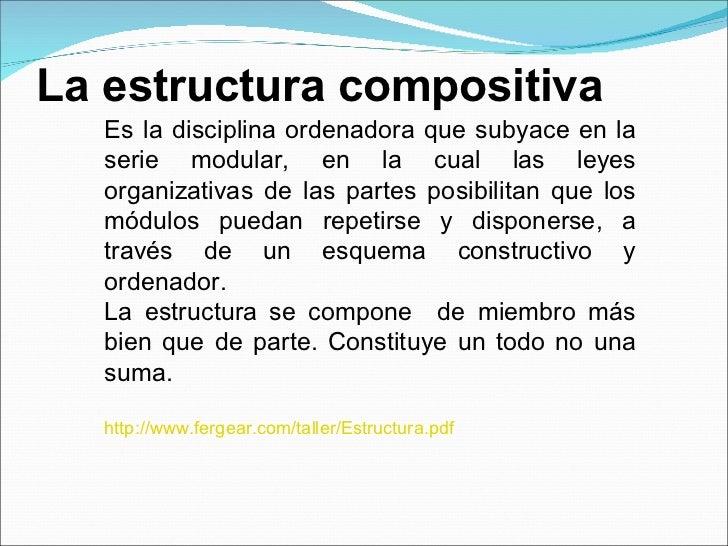 Proceso de dise o de programas se aleticos for Estructuras arquitectura pdf