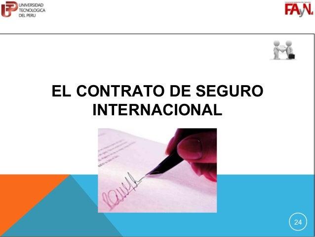 MG. JORGE I. GUERRERO VÁSQUEZ            C12124@UTP.EDU.PE            COMERCIO GLOBALEL CONTRATO DE SEGURO    INTERNACIONA...