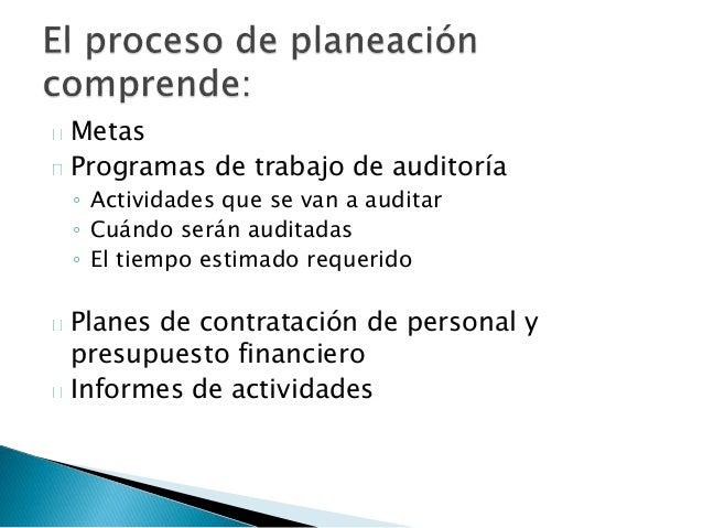 Proceso de la auditoría de sistemas basada en