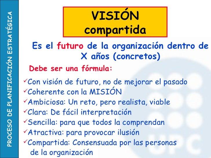<ul><li>Debe ser una fórmula: </li></ul><ul><li>Con visión de futuro, no de mejorar el pasado </li></ul><ul><li>Coherente ...