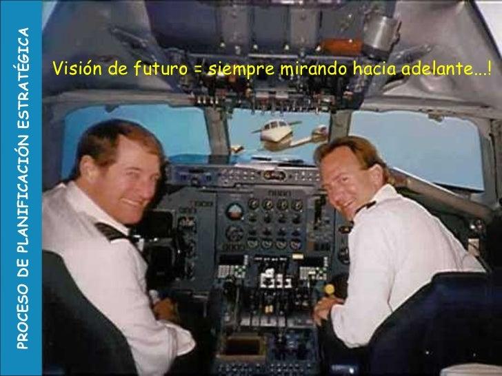 Visión de futuro = siempre mirando hacia adelante...!