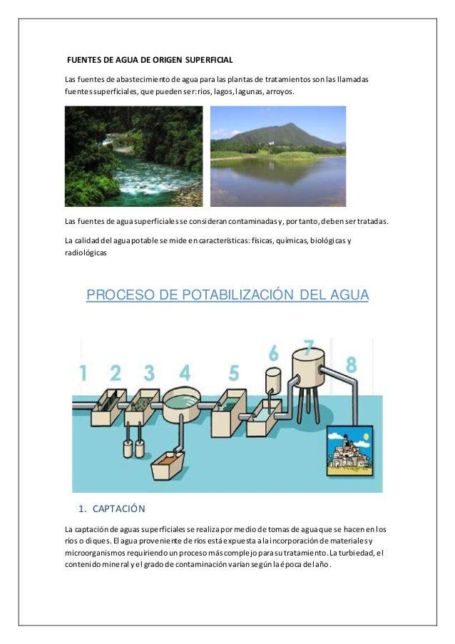 9c9736298f1 Proceso de potabilización del agua