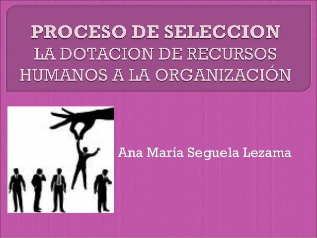 Ana María Seguela Lezama