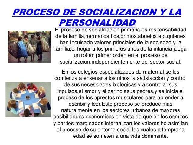 Socializacion y personalidad pdf files