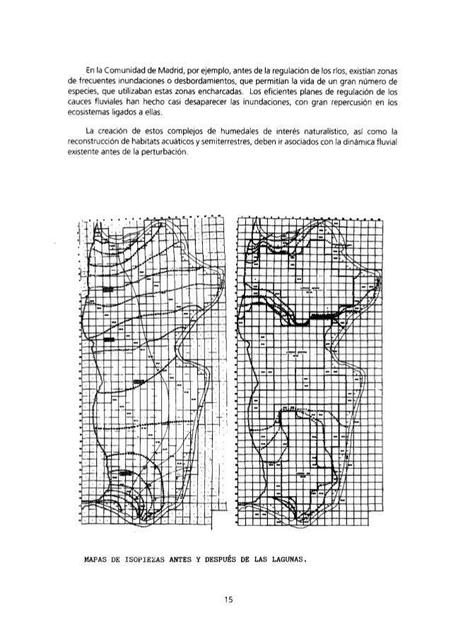 En la Comunidad de Madrid, por ejemplo, antes de la regulación de los ríos, existían zonasde frecuentes inundaciones o des...