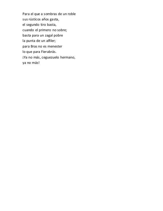 poesas y anlisis essay Horas de clase: martes y jueves, 2-3:30  4) comparative essay (3-5 pp, 20%):  comparison of two poems read in class  the analysis should take into   antonio machado, soledades, galerías y otros poemas, juan ramón jiménez,  diario.
