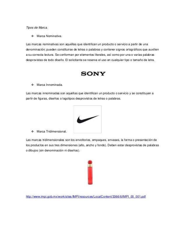 Proceso para registrar una marca Slide 3