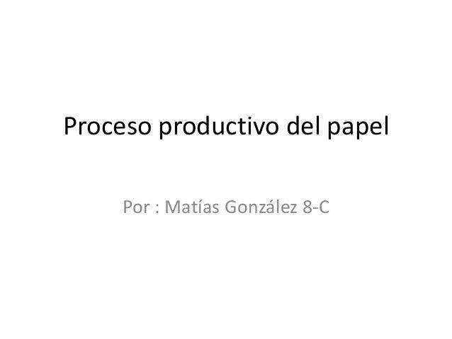 procesos productivos yahoo dating