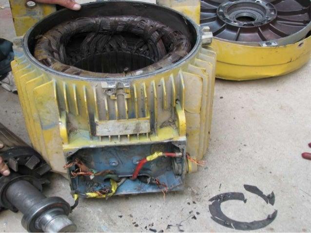 Procesos de reparacion de motores!
