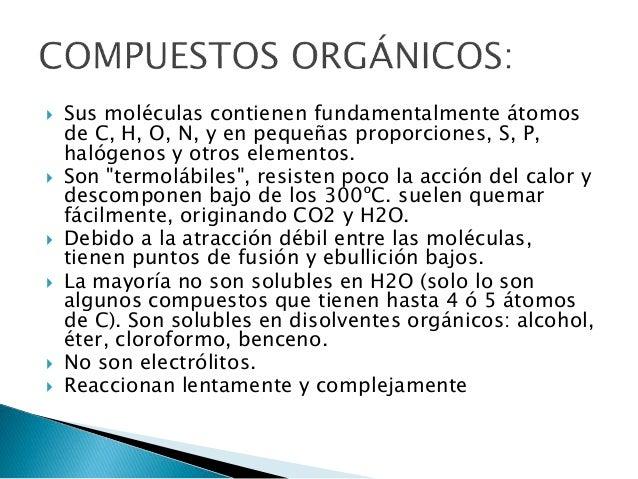 Procesos orgánicos 2