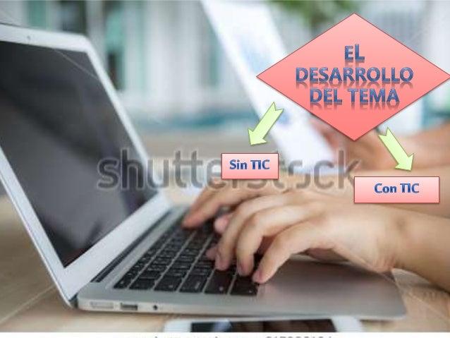 Actividad con TIC