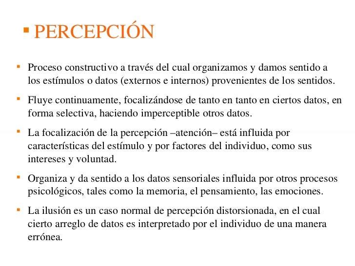 Procesos Cognitivos Slide 3