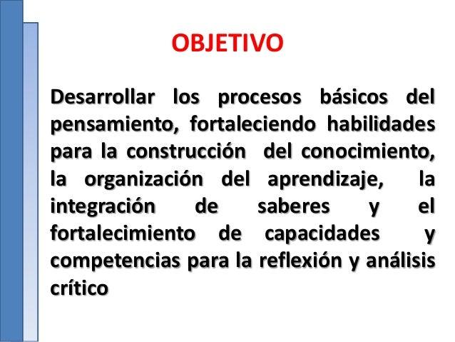 Procesos de expansion y contraccion de ideas Slide 2