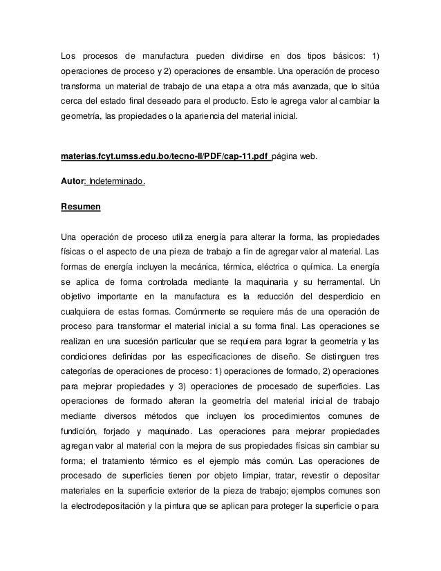 Procesos De Manufactura Version Si Ebook