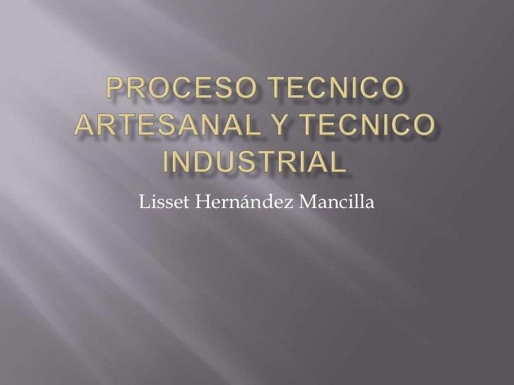 Lisset Hernández Mancilla