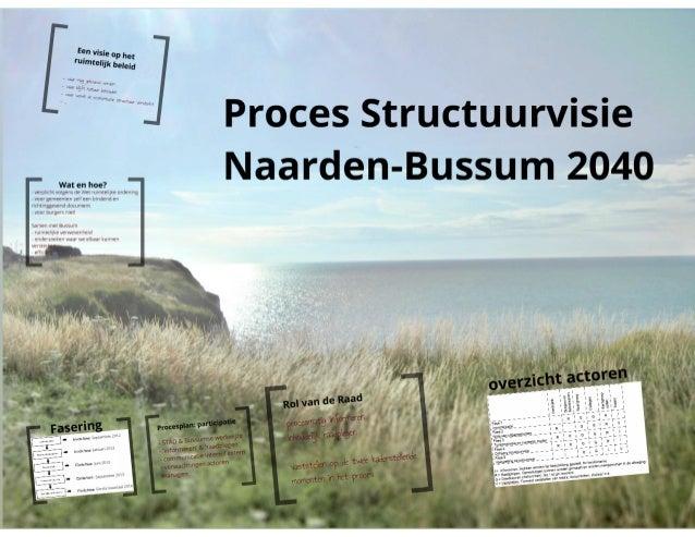 Procesplan versie naarden jan 2013