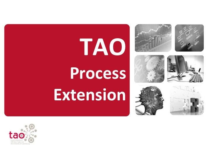 TAO  ProcessExtension