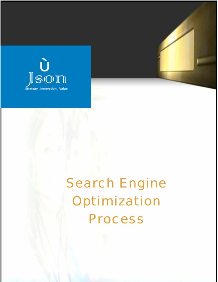 Search Engine Optimization   Process          1