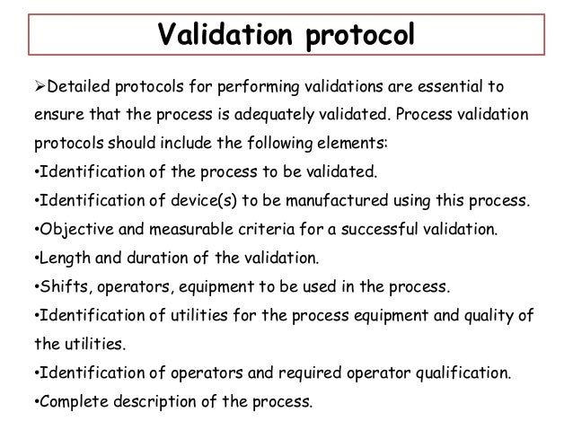 bio statistical tools of process validation