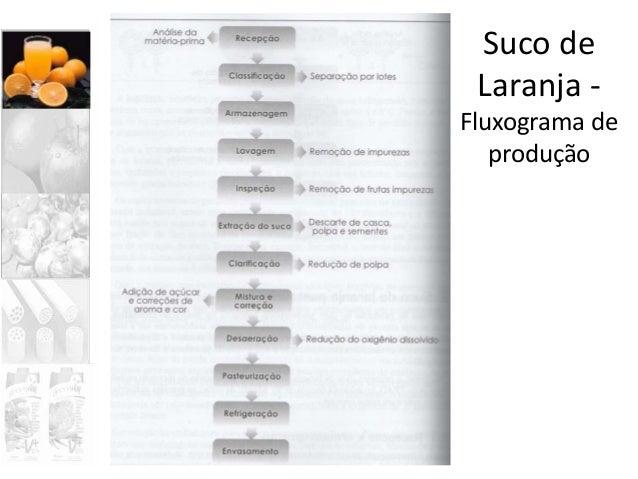 Suco de Maça 1- Moagem 2- Prensagem 3- Clarificaçao 4- Concentração Descrição do Processo: As maçãs utilizadas para fabric...