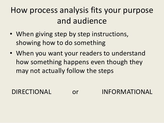 process analysis essay how to 2 how process analysis