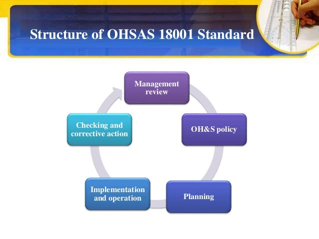 What is OHSAS 18001 2007