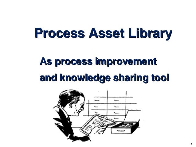 1© 2004 - Proprietary and Confidential Information of Amdocs1Process Asset LibraryAs process improvementand knowledge shar...