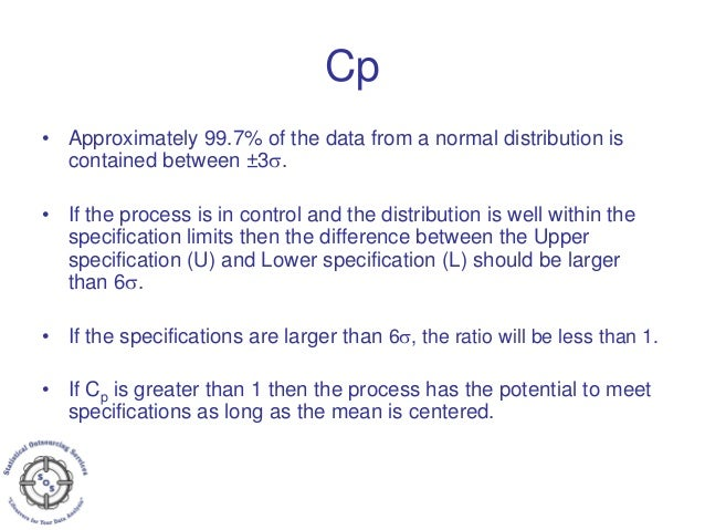 Capability analysis (cpk/ppk) course youtube.