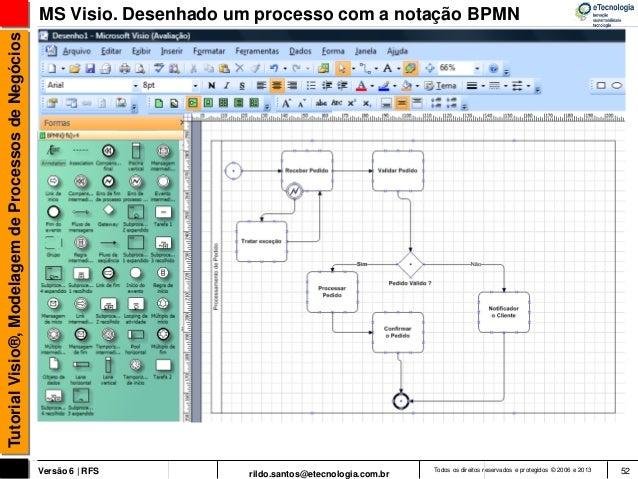 Tutorial visio modelagem de processos suporte bpmnpronto 52 ccuart Choice Image