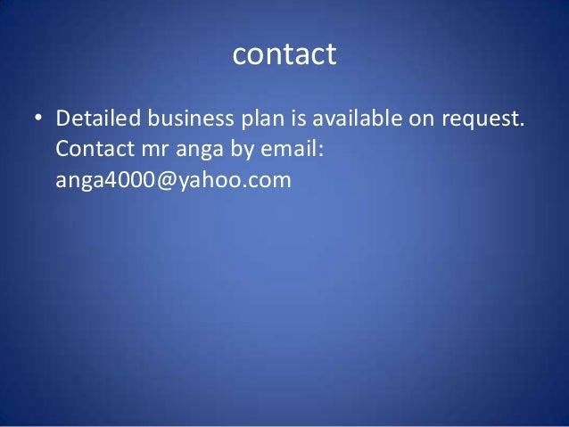 sugarcane juice business plan