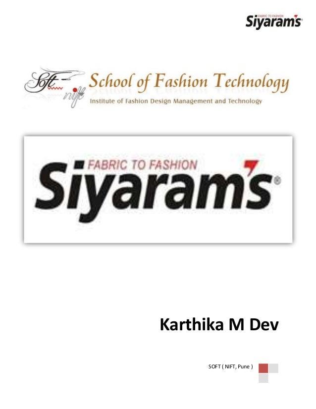 Karthika M Dev SOFT ( NIFT, Pune )