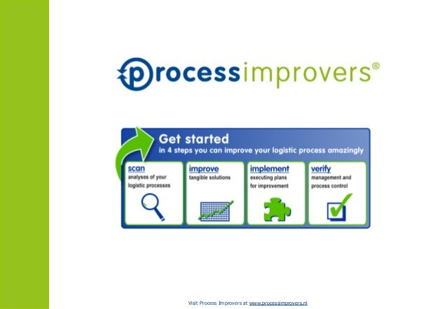 Visit Process Improvers at www.processimprovers.nl