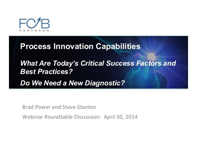 ©2014	   FCB	   Partners.	   All	   rights	   reserved.	    Brad	   Power	   and	   Steve	   Stanton	    Webinar	   Roundt...